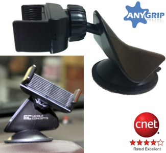 Anygrip - Support de voiture universel AGMCCM1