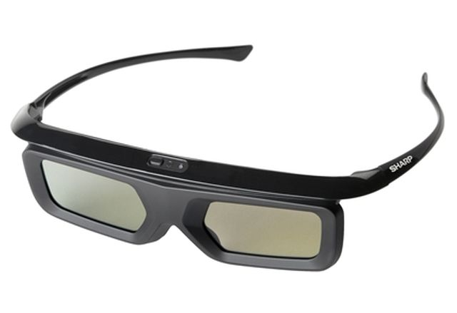 Sharp - Lunette 3D