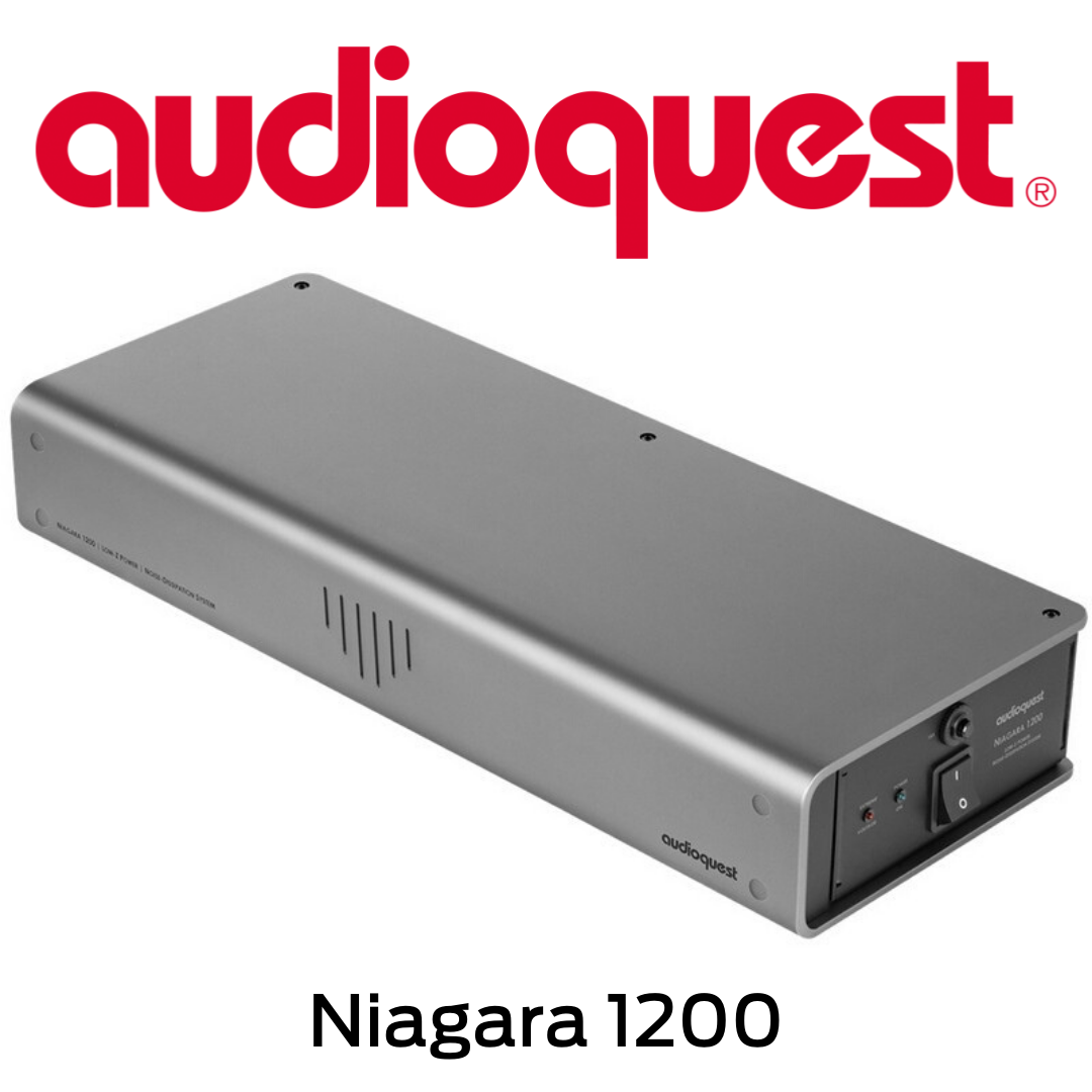 Audioquest - Barre de surtension Niagara 1200