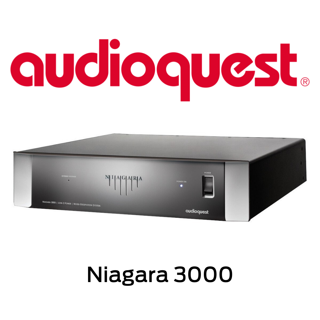 Audioquest - Barre de surtension Niagara 3000