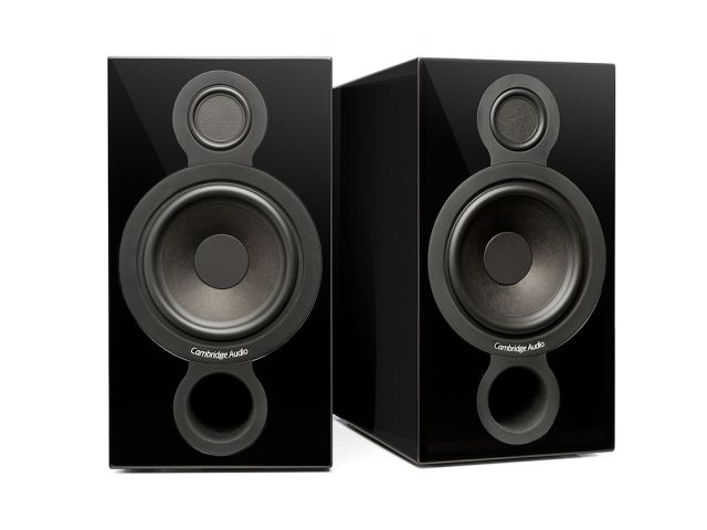 Cambridge Audio - Paire d'Enceintes 2 voies