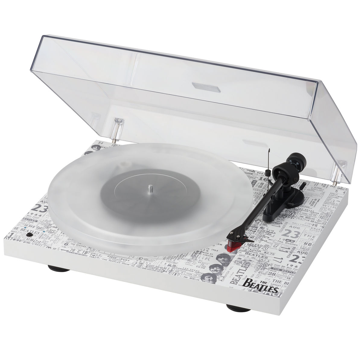 Pro-Ject - Table tournante Debut Carbon Esprit édition spéciale The Beatles 1964 PJ65186042BEATLES