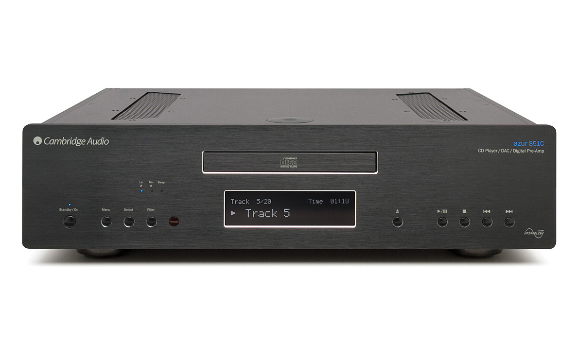 Cambridge Audio - Lecteur CD