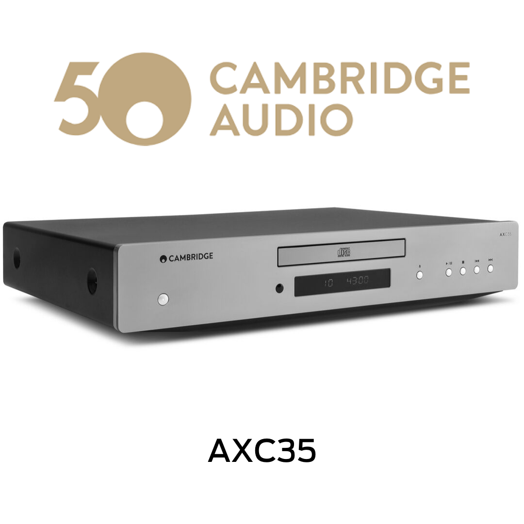 Cambridge Audio - Lecteur CD AXC35