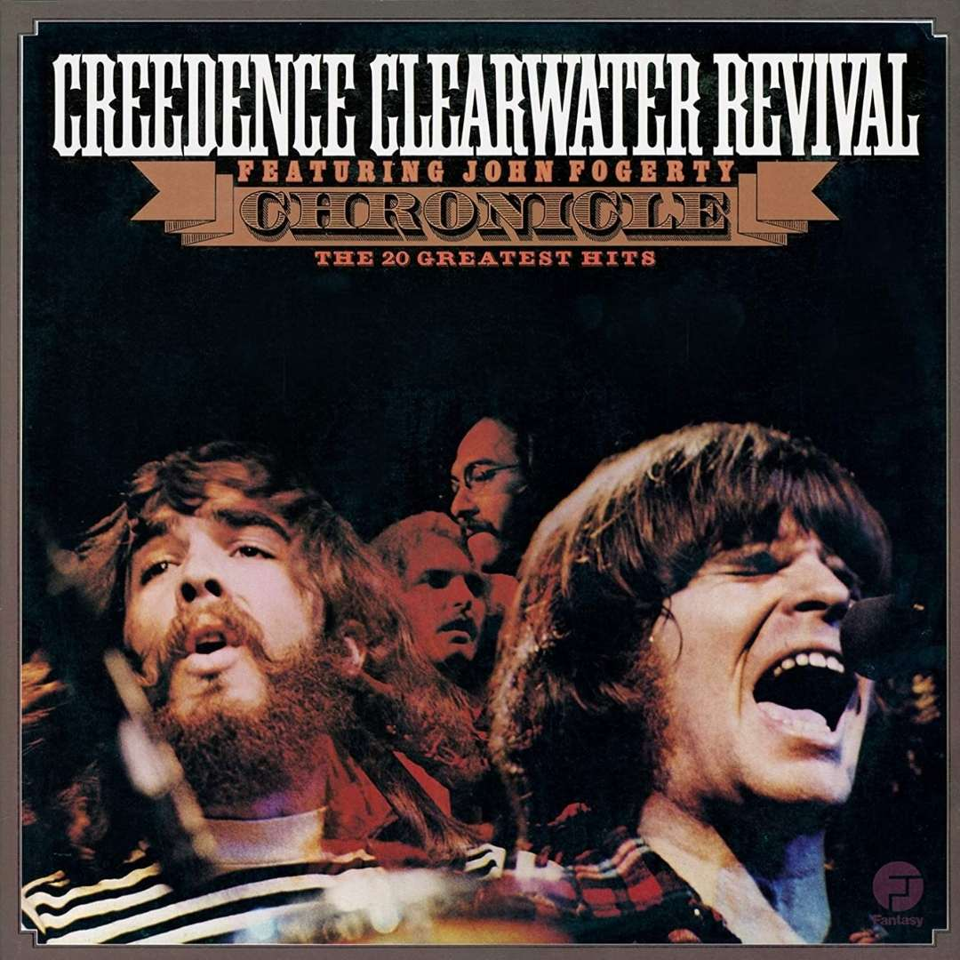 Creedence Clearwater Revival CCR - Chronicle The 20 Greatest Hits (1976) (2LP)