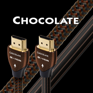 AudioQuest - Câble HDMI Cinnamon 2m (6,7') HDMICHOC02