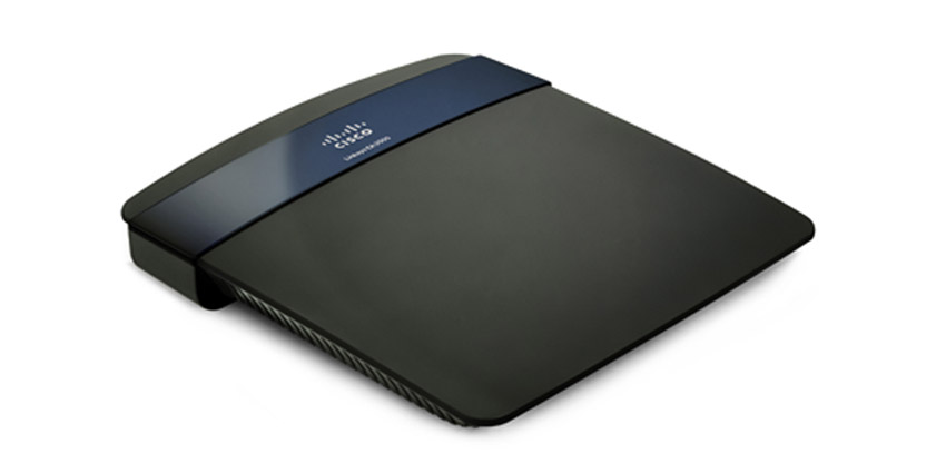 Cisco Linksys - Routeur Wi-Fi intelligent