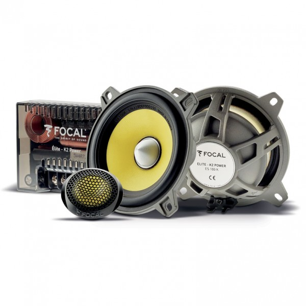 Focal - Kit car audio Elite 4
