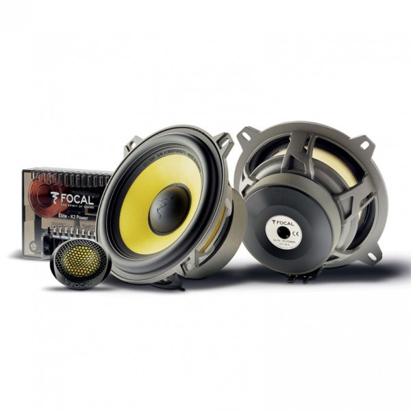 Focal - Kit car audio Elite 5
