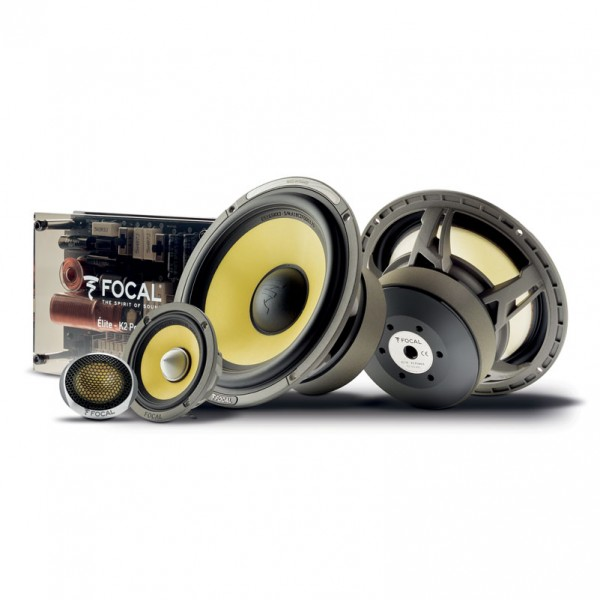 Focal - Kit car audio Elite 6,5