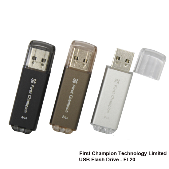 First Champion - Clé USB de 32GB FCFL2032GB