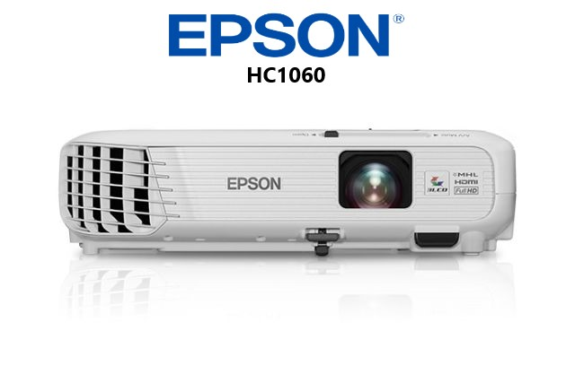 EPSON - Projecteur Epson Home Cinema 1080p 3LCD HC1060