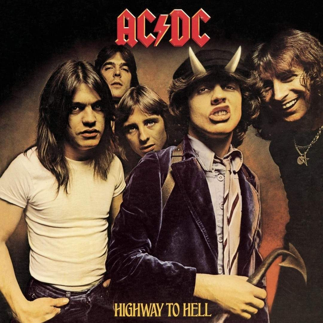 AC/DC Highway to Hell (1979) (LP)