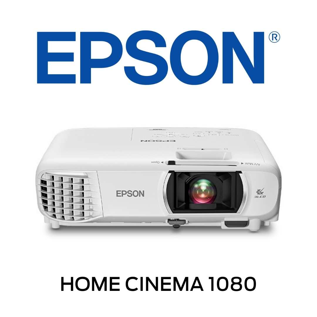 EPSON - Projecteur 1080p 3LCD Home Cinema 1080