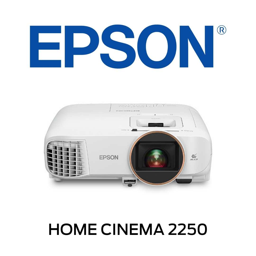 EPSON - Projecteur 1080p 3LCD Home Cinema 2250