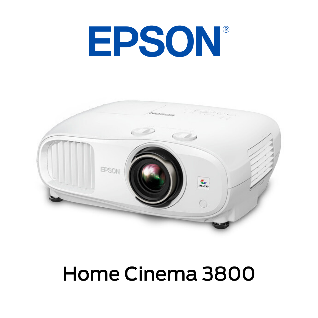 EPSON - Projecteur 4K Pro UHD Home Cinema 3800