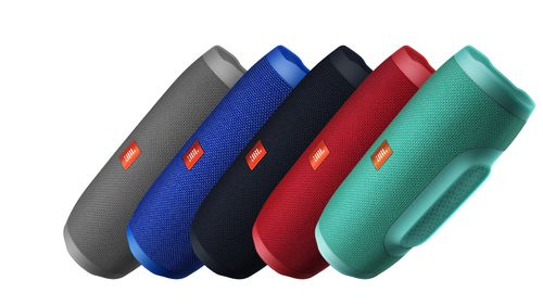 JBL - Enceinte portable Bluetooth® Charge 3