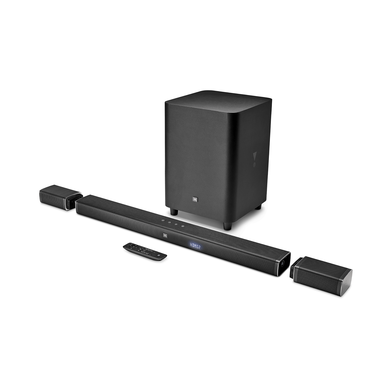 JBL - Barre de son JBL Bar 5.1 - JBL5.1