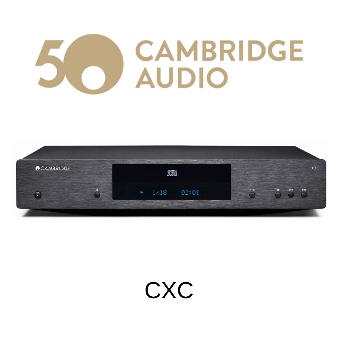 Cambridge Audio - Lecteur CD CXC