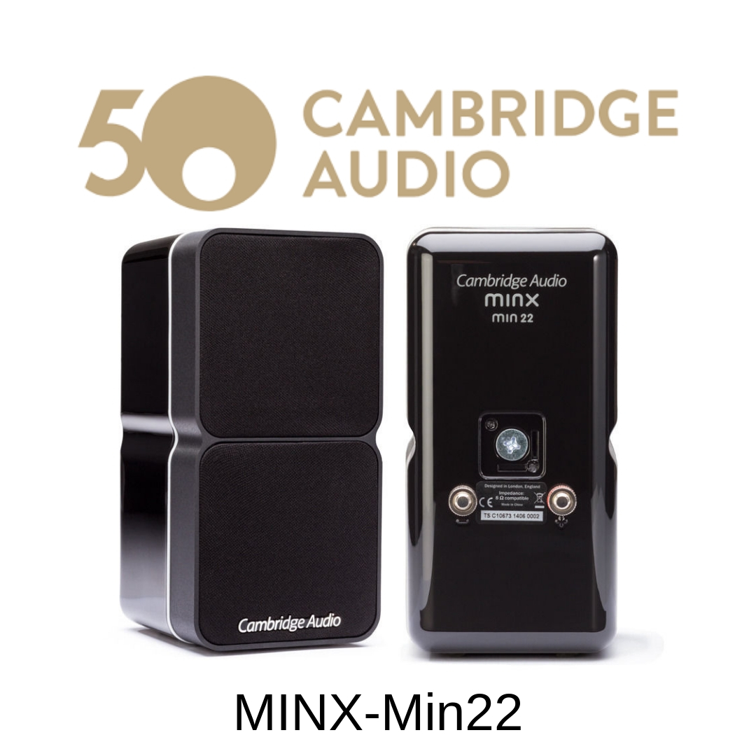 Cambridge Audio MINX Min22