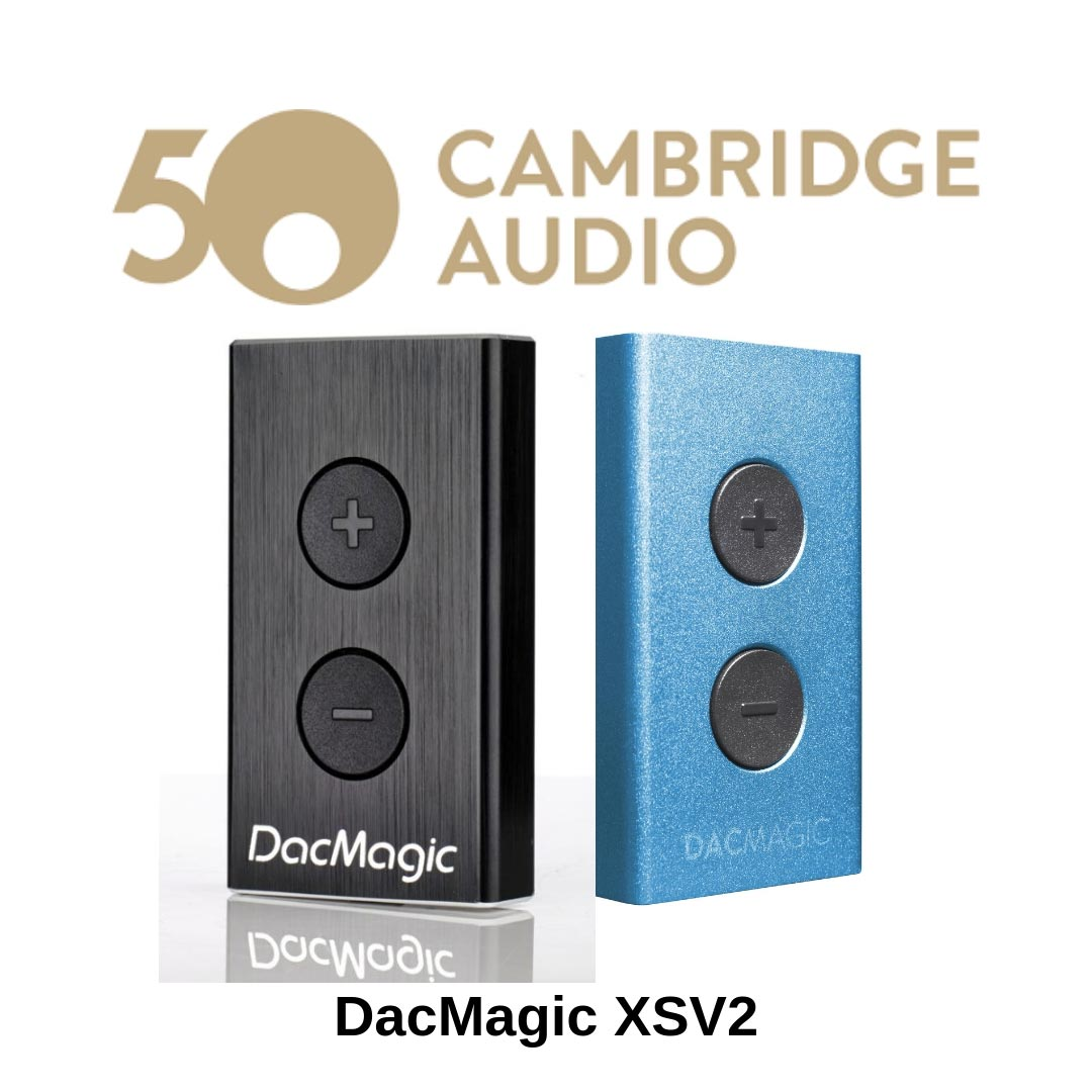 Cambridge - DacMagic XS V2