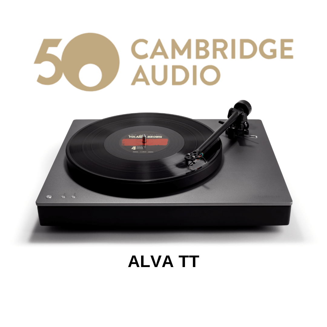 Cambridge Audio – Table tournante ALVA TT