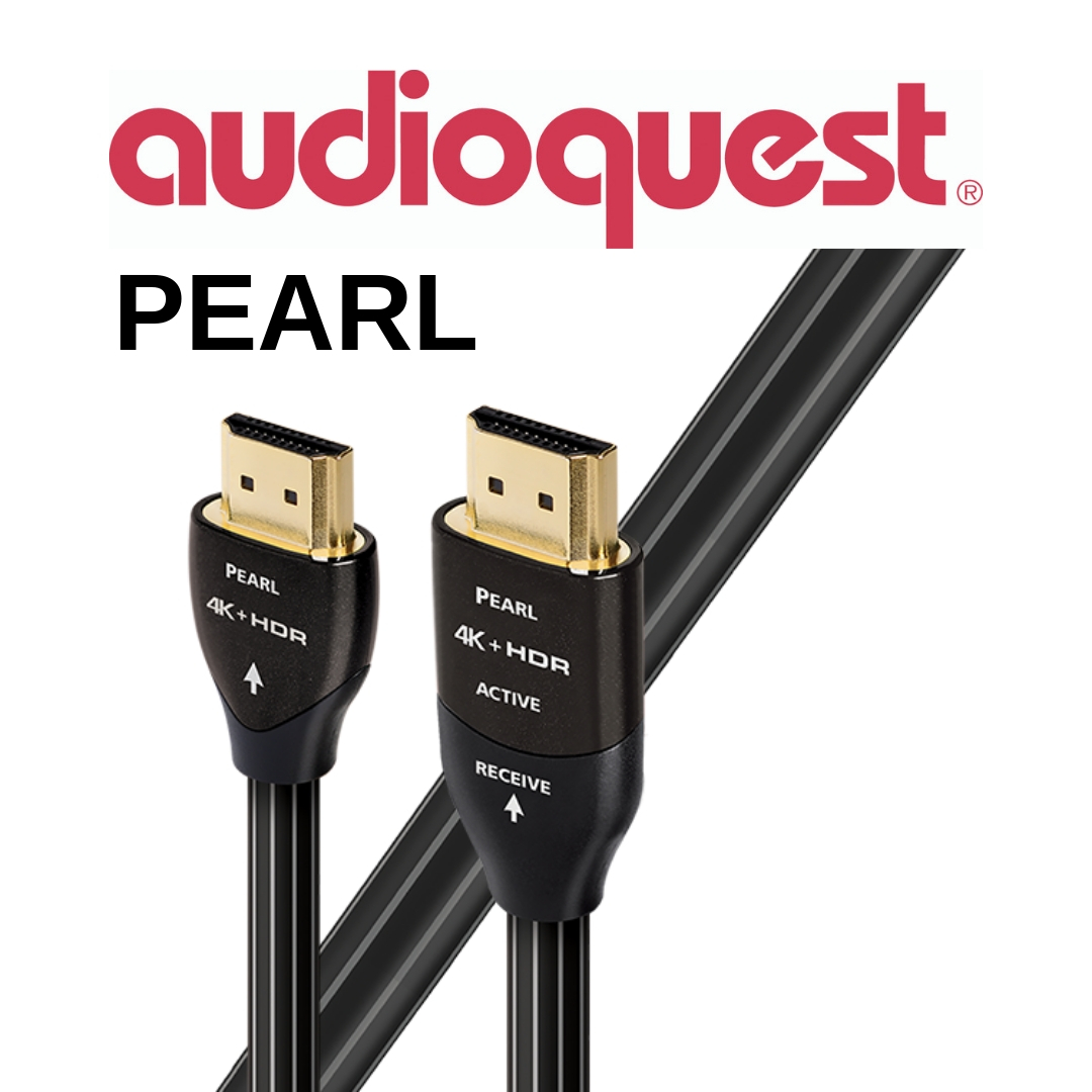 AudioQuest - Câble HDMI Pearl 2m (6.7') HDMIPEA02