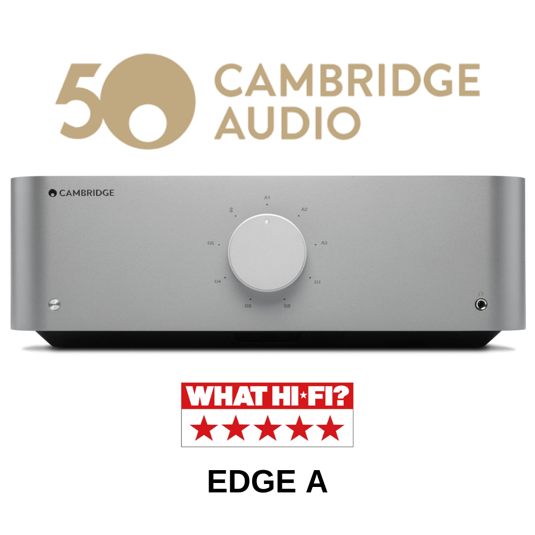 Cambridge Audio EDGE A - Amplificateur stéréo 100W/c