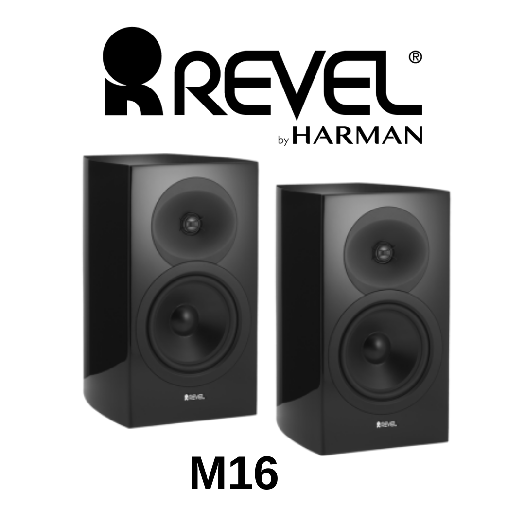 Revel by HARMAN M16