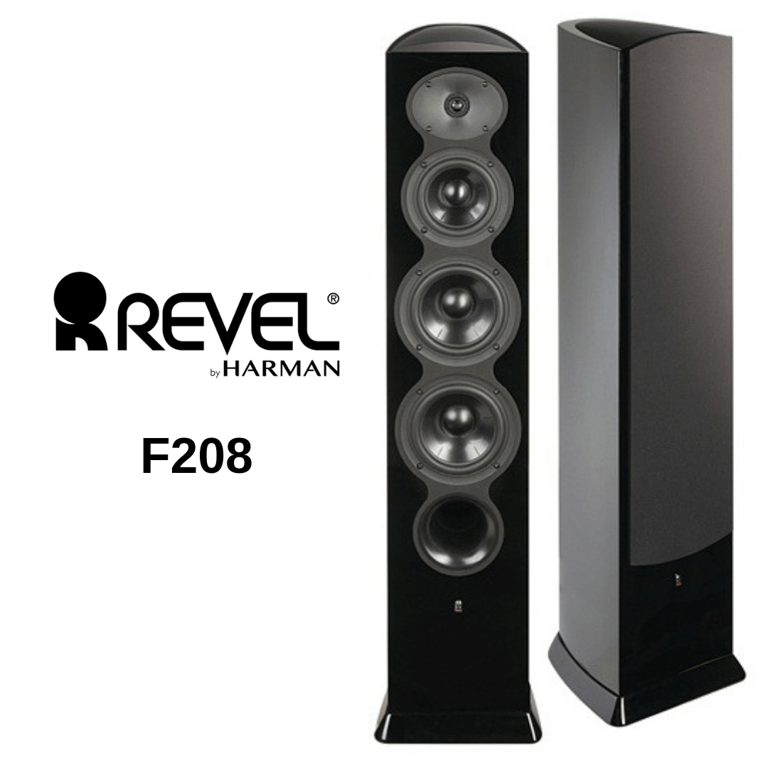 Revel by HARMAN F208