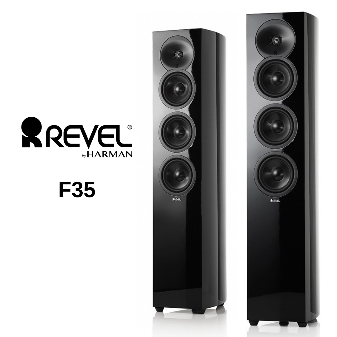 Revel by HARMAN F35