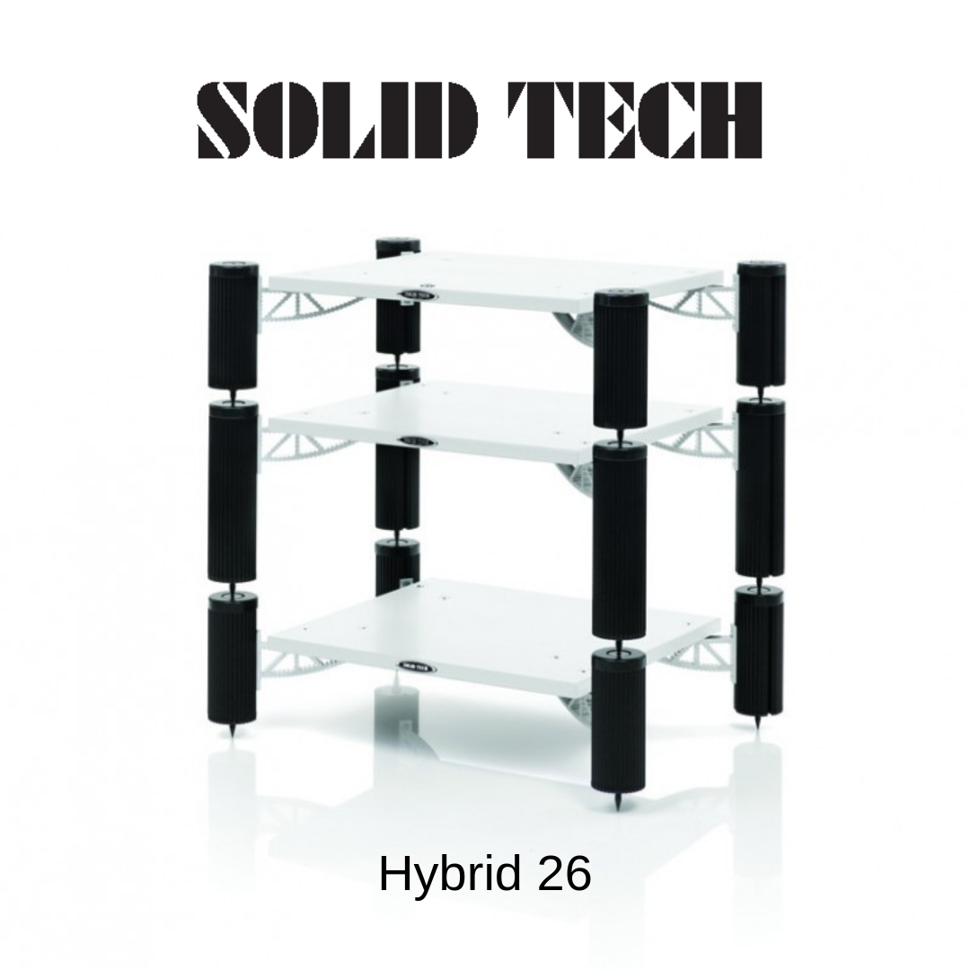 SOLID TECH - Meuble Audio Hybrid 26