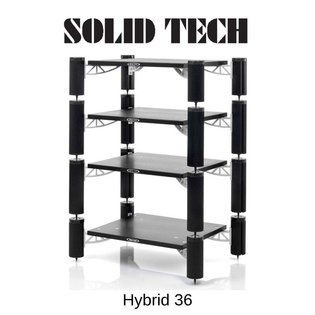 SOLID TECH - Meuble Audio Hybrid 36