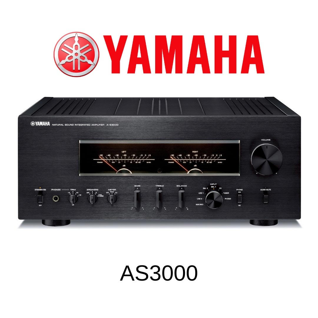 Yamaha AS3000 - Amplificateur stéréo 170W/c