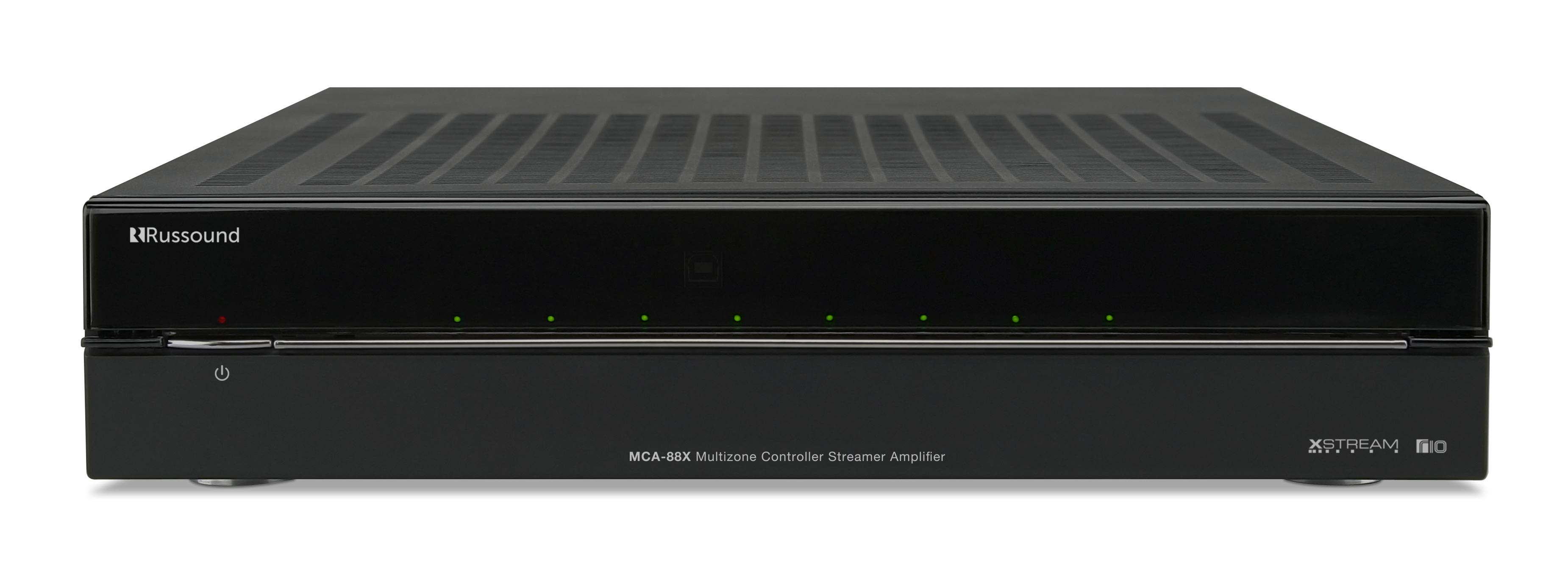 Russound - Contrôleur streaming multi-zone avancé MCA88X