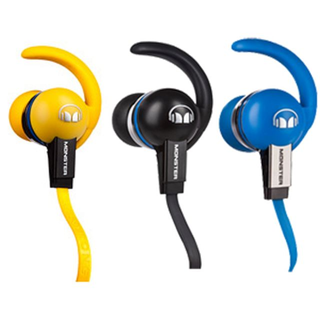 Monster - iSport sans fil bluetooth