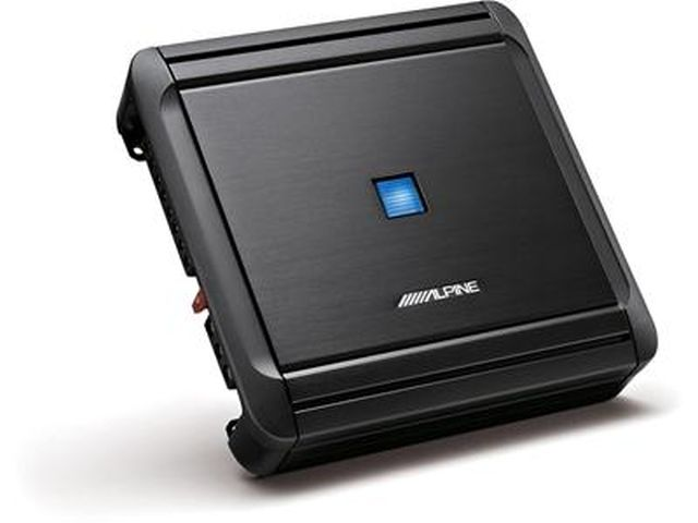 ALPINE - Amplificateur 4 Canaux MRVF300