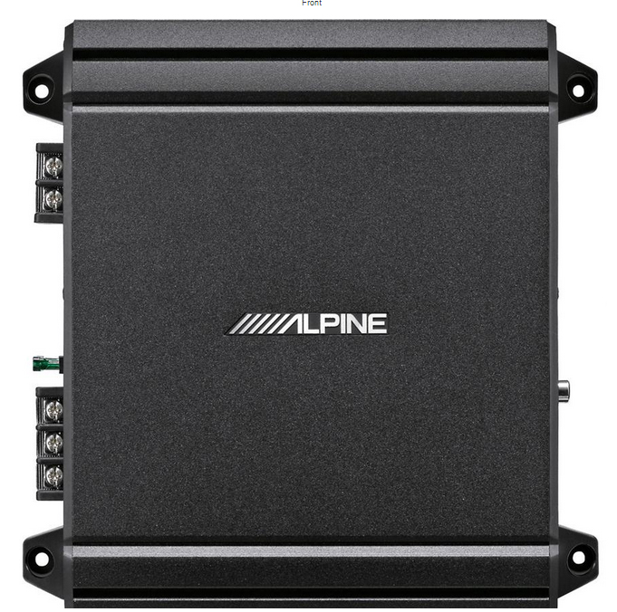 ALPINE - Amplificateur Mono MRVM250