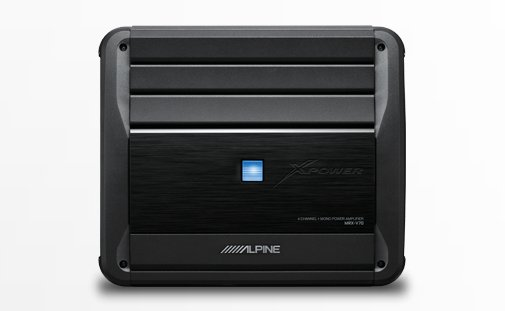 ALPINE - Amplificateur 5 canaux MRXV70