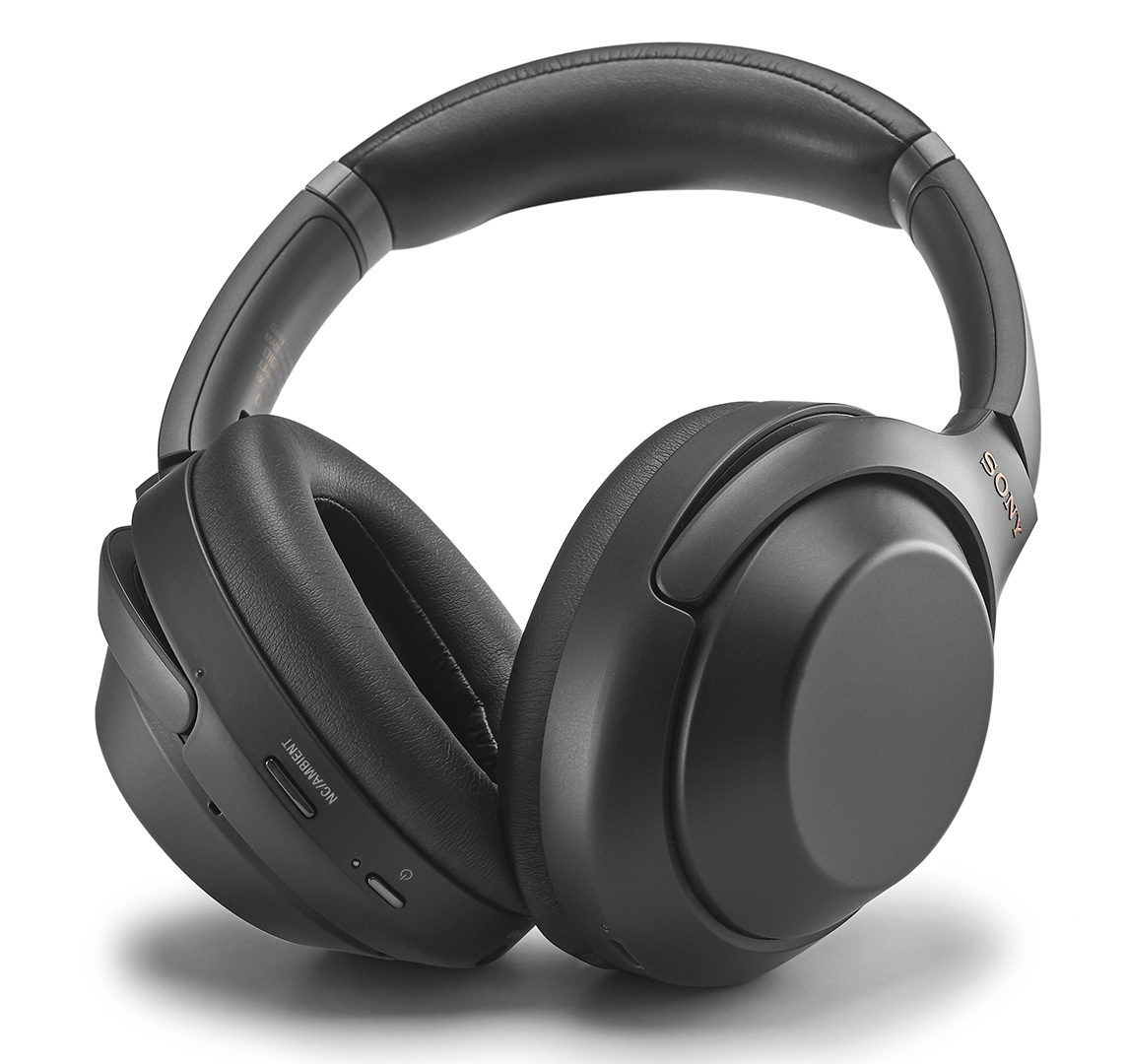 Sony - Casque à réduction de bruit sans fil WH1000XM3