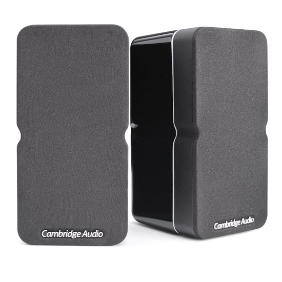 Cambridge Audio - Paire d'Enceintes Minx 20