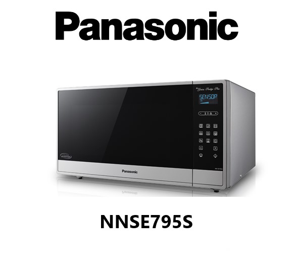 Panasonic - Micro-ondes avec technologie Inverter cyclonique