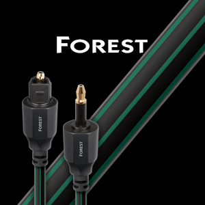 AudioQuest - Câble optique digital Forest 5m (16,5')  OPTFOR5