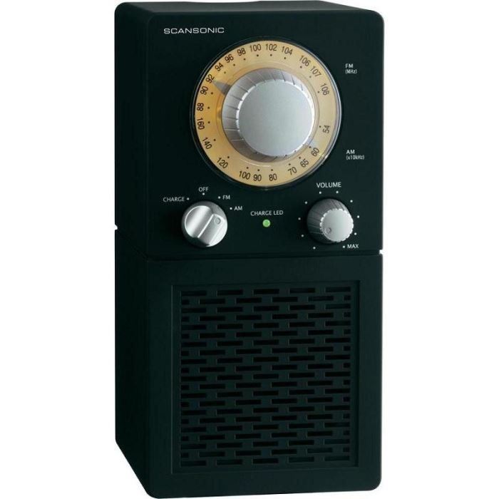 Scansonic - Radio portable AM/FM