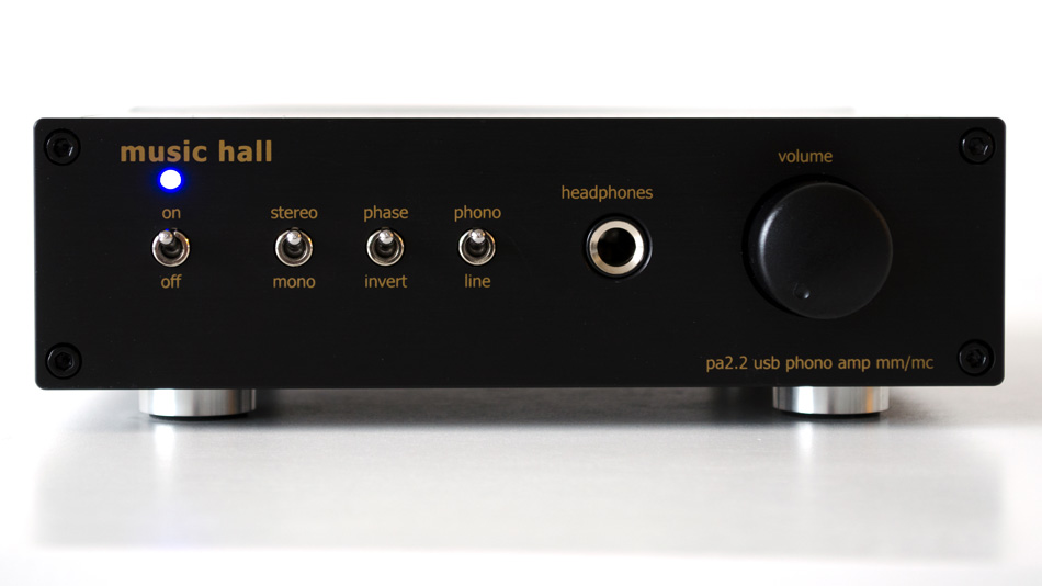 Music Hall - Ampli de phono