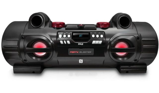 Pyle - Boom Box Party Blaster Bluetooth