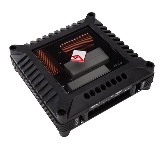 RockFord Fosgate - Crossovers PUNCH Pro 4-Ohm PP4X