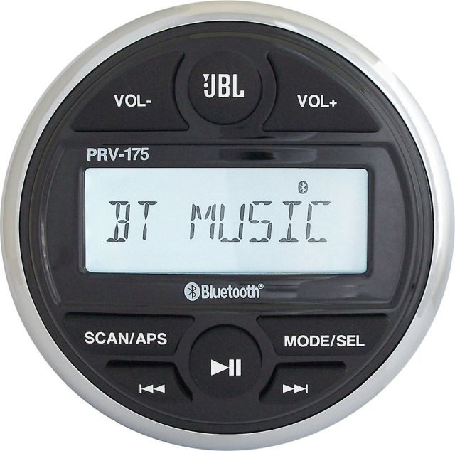 JBL -Récepteur encastré Bluetooth USB SD MP3