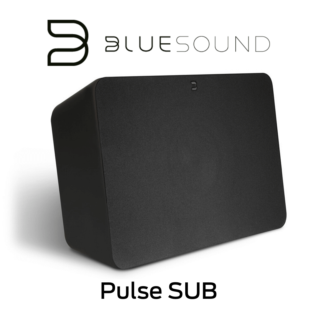 Bluesound - Pulse Sub Noir