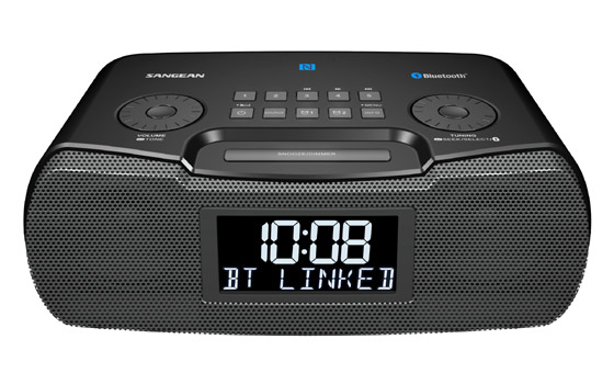 Sangean - Radio de table FM-RDS / AM / Bluetooth RCR20